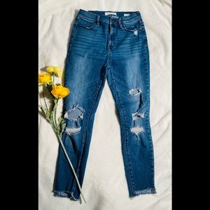 PACSUN HIgh-Rise Ankle Jegging sz 26